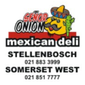 Senor Onion - Vegan Restaurants in Somerset West, Gordon's Bay and Strand