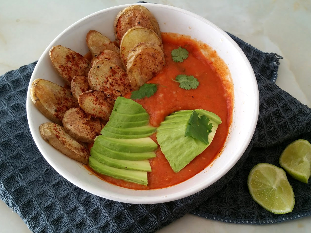 Mexican Tomato Soup - Open Sauce