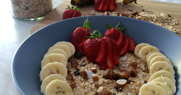 Muesli – Make Your Own